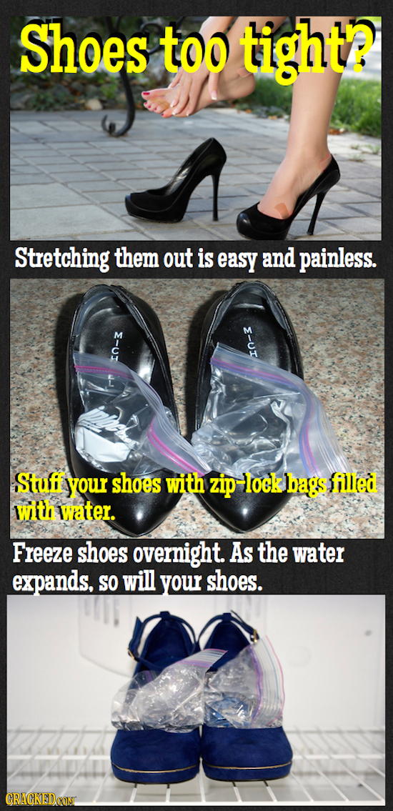 These clothing hacks are so brilliant and teach you how to remove stains, how to keep your clothes as new as possible for a long time and much more!