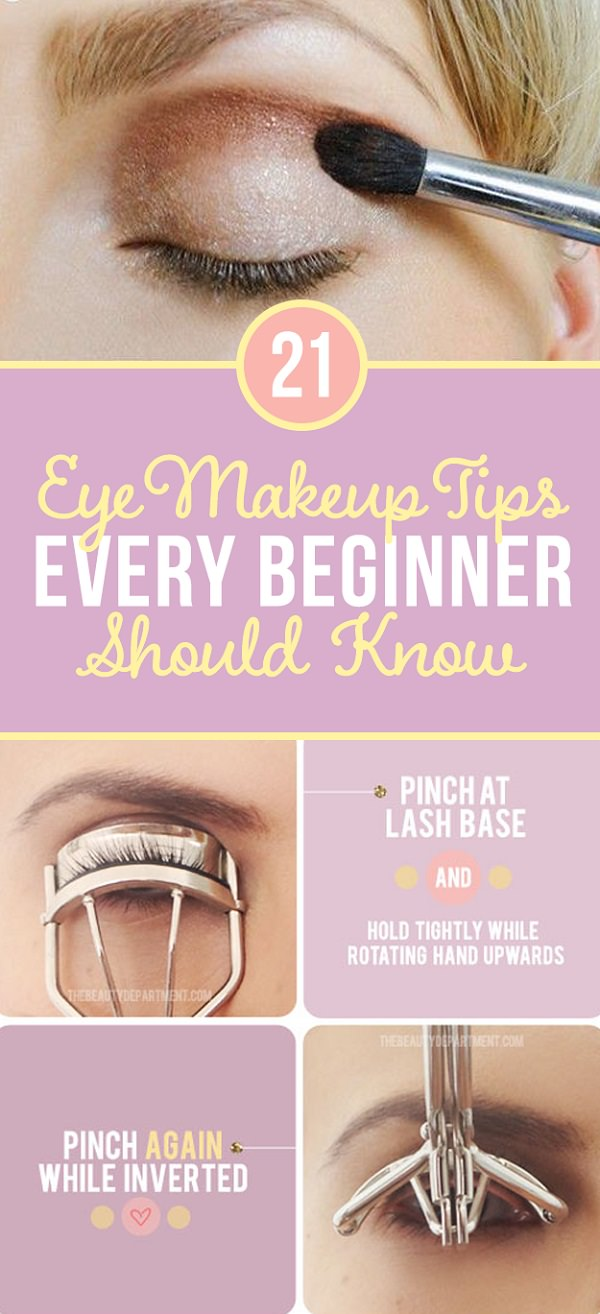 If you are a beginner in doing makeup, these tips will help you improve your skills!