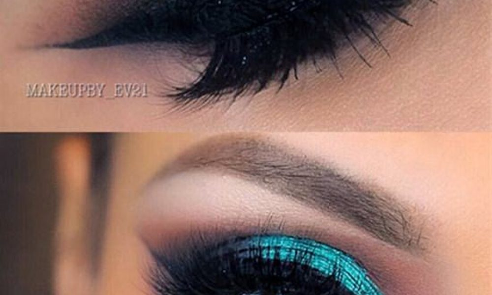 7 Striking Eyeshadow Color Combinations To Try for Special ...