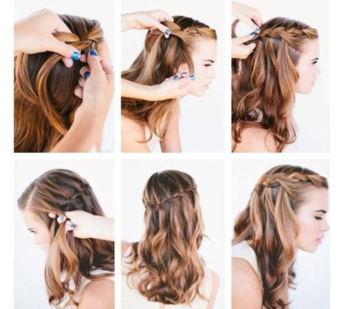 30 Step By Step Hairstyles For Long Hair: Tutorials You