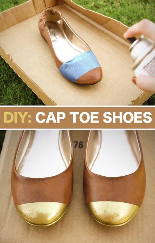 Cap-Toe-Shoes