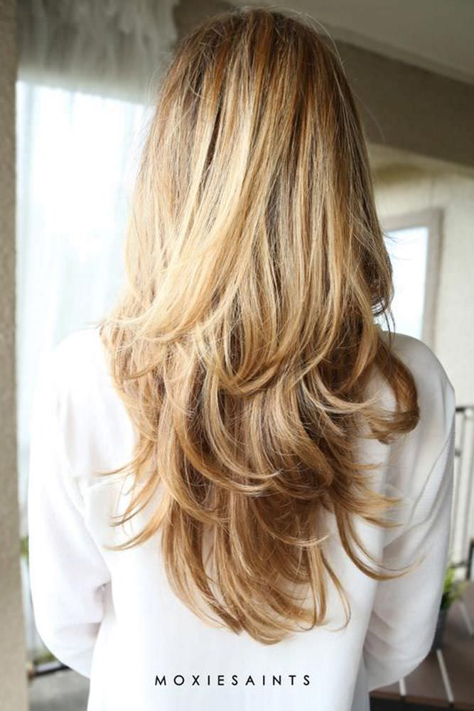 12 Best Long Haircuts for Long Layered Hair - Fashion Daily