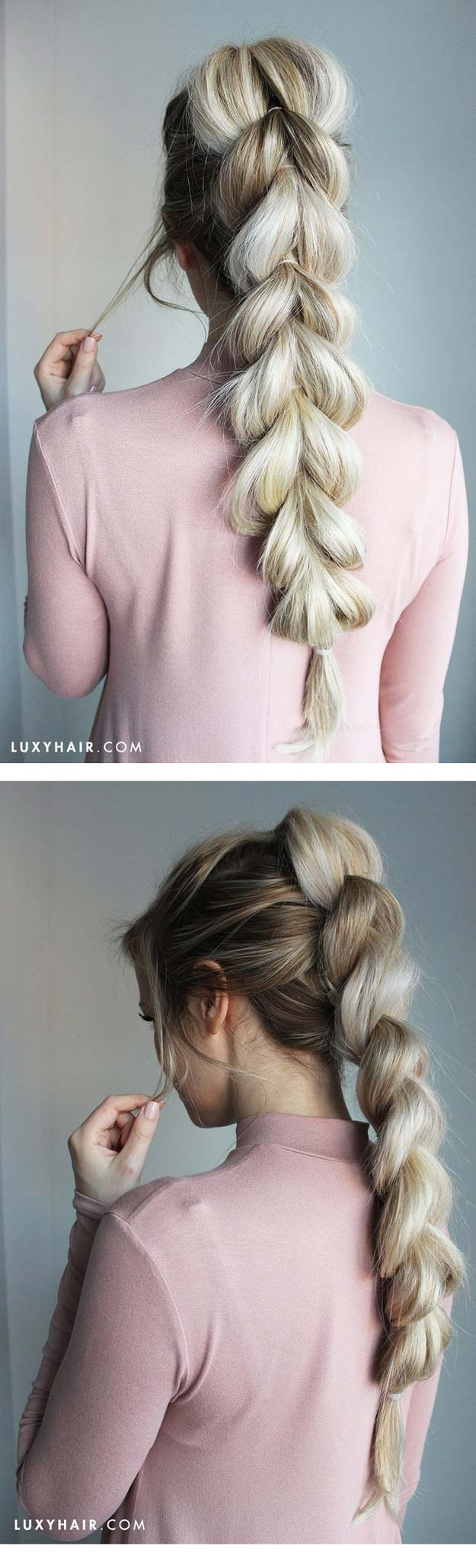 hair easy style ideas 21 tips to instantly make your hair look thicker fashion 3616