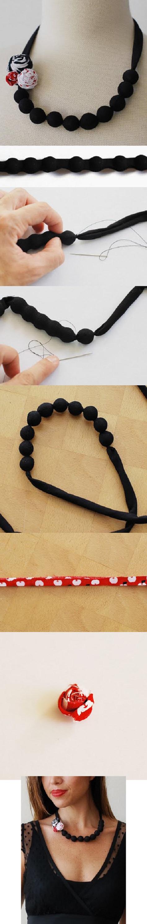 Flower-Necklace