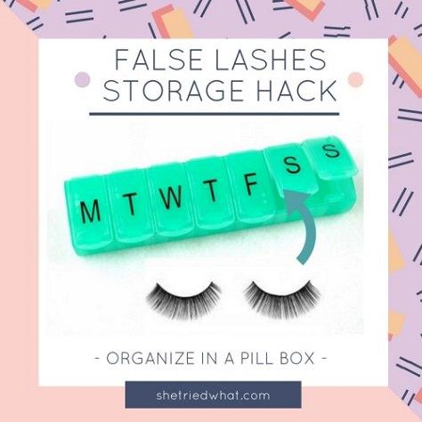 makeup-tips-false-lashes-storage-hack-1